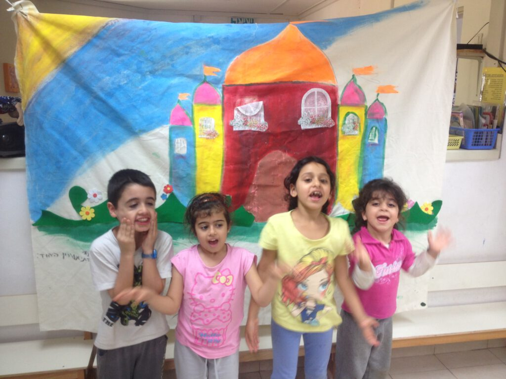 הצגות לילדים דתיים חנוכה או כל חג אחר חייבות להיות עם משמעות אמיתית